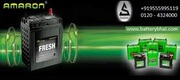 Amaron Car Battery - Buy Amaron Batteries for Cars Online in India