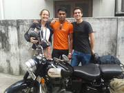 Rent Harely, Ducati, Royal Enfield, Scooters in Chennai