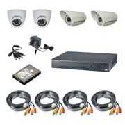 With Cctvkart.com buy online CCTV Security System,  Currency counter wi