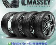 |Massey Tyre Retreading| for Complete tyre retreading Solution