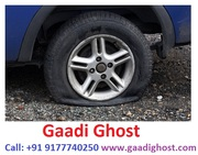 Tyre Puncture Repair at Doorstep in Gachibowli,  Manikonda