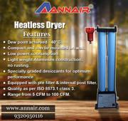 Heatless Air Dryer Manufacturer in India