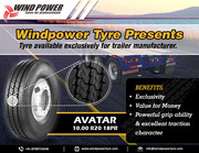 Windpower Truck Radial Tyre - For Trailer Manufacturer