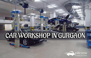 Car Workshop in Gurgaon