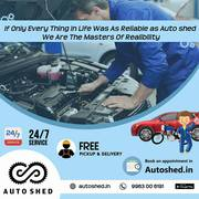 CAR & BIKE REPAIR SERVICE CENTER IN JUBILEE HILLS,  HYDERABAD AUTOSHED