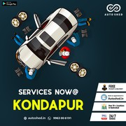 CAR AND BIKE REPAIR SERVICE CENTER KONDAPUR,  JUBILEE HILLS,  HYDERABAD