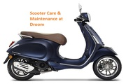 Get Valuable Scooter Care And Maintenance Tips | Droom